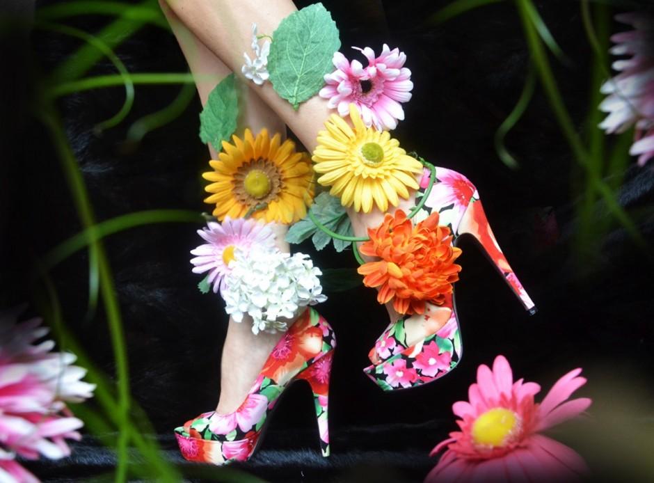 Trend fever: Flowers