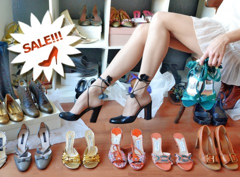 30 Pairs of Heels need to GO GO GO!!!