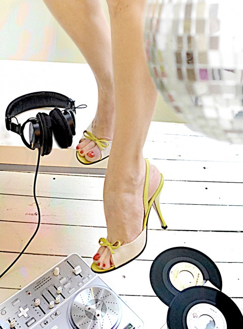 High Heel Music Baby!
