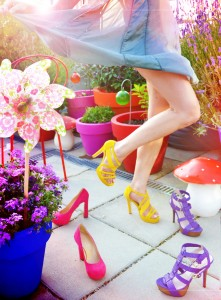 Me in Shoetation-Wonderland