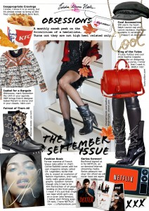 Obsessions of September