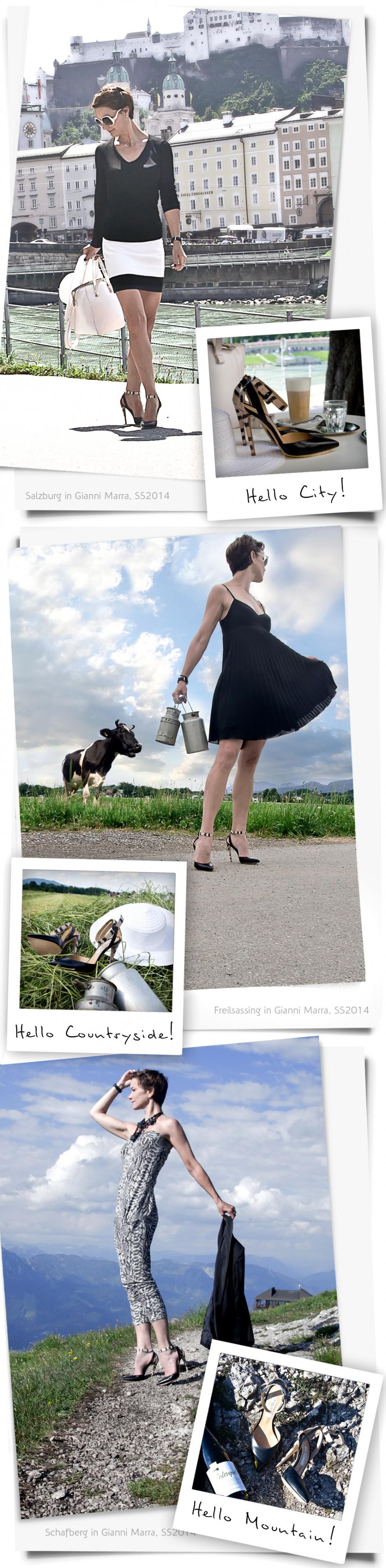 Shoetation wherever you go!