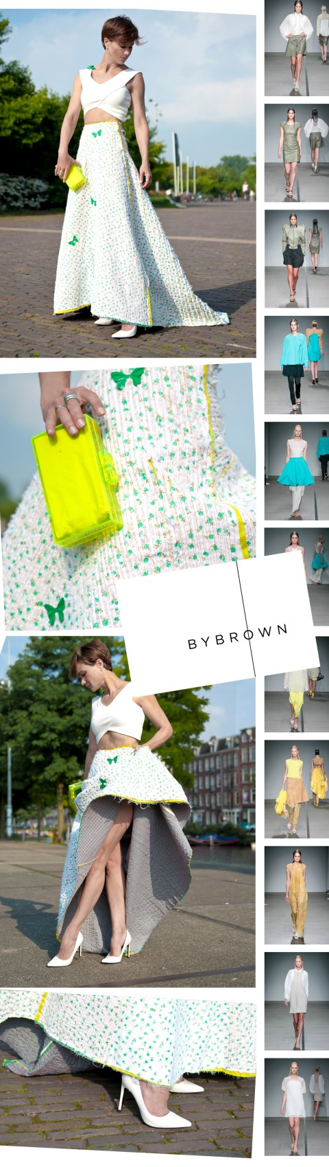 Fashion Week Fierce  |  BYBROWN