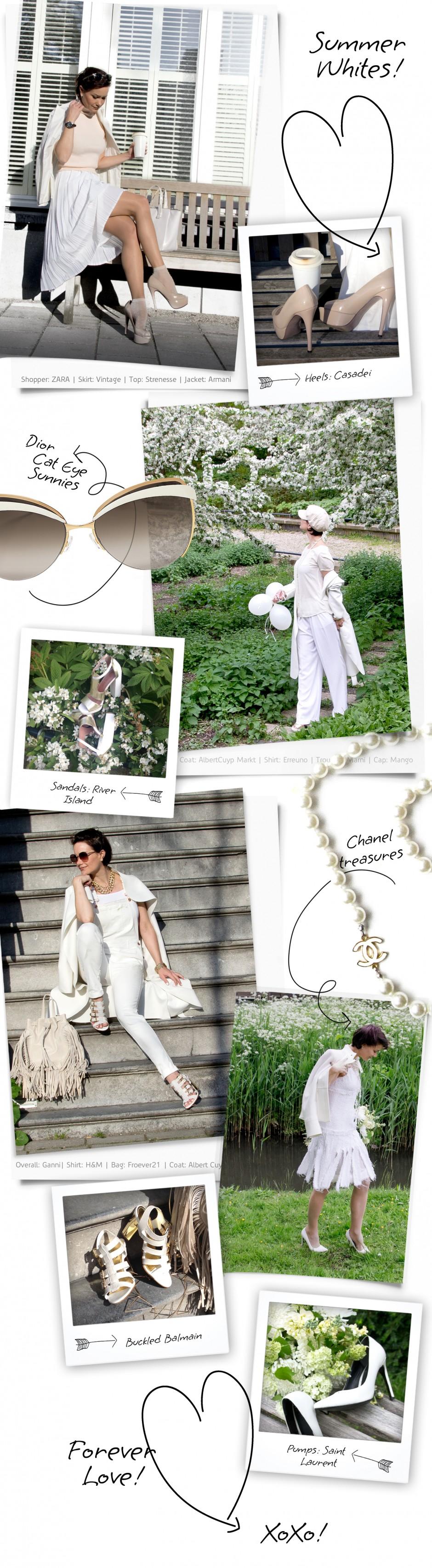 Summer Whites!